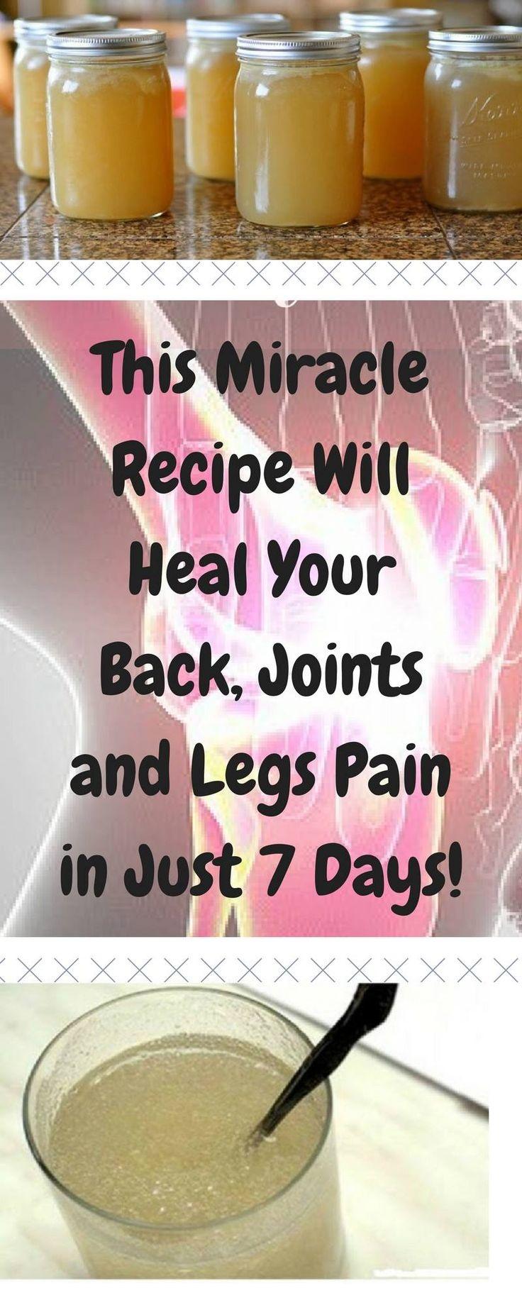 Natural Ways To Heal Joint Loss