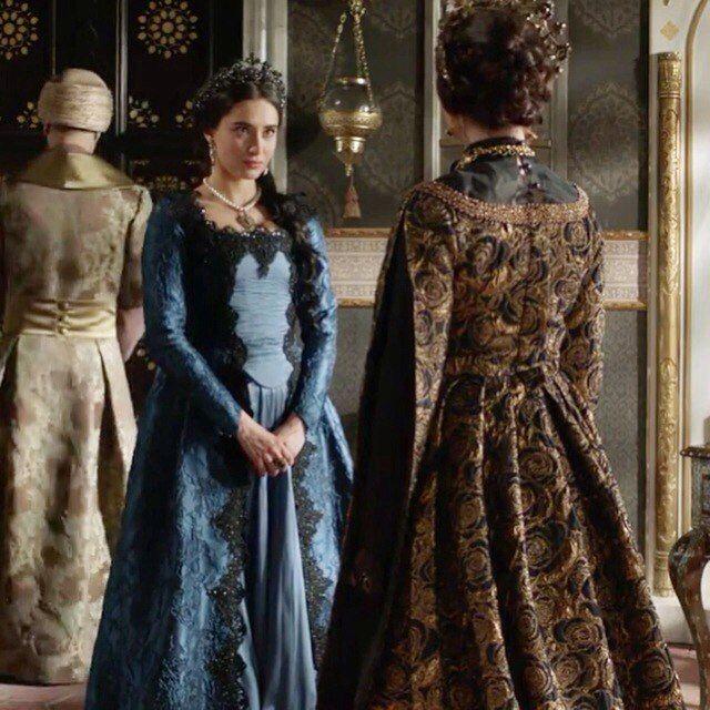 "Turhan Sultan - Magnificent Century: Kösem - ""The Illegitimate Prince (Gayrimesru sehzade)"" Season 2, Episode 27 (57)"