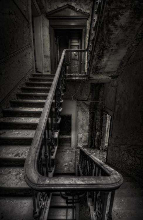 Creepy Stairway Photo By Neonnine On Tumblr Com The