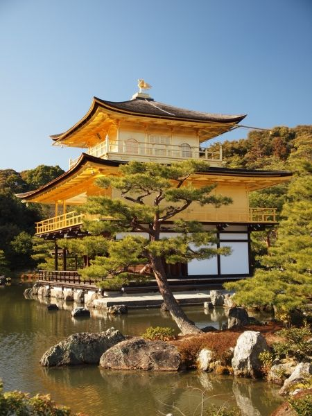 The golden palace in Kyoto, Japan. Visited this attraction twice now. Kyoto is one city I would have no hesitance in visiting again and again.. #Kinkakuji #Japan #Kyoto | The Maharani Diaries