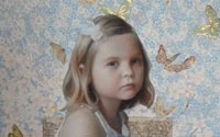 Gallery: HarperPaper Collages, Marshalls Pastel, Anne Marshalls, Artists Collage, Mixed Media, Fine Art, Artists Ac, Harpers Pastel, Portraits