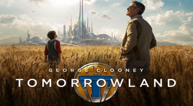 George Clooney en Tomorrowland, película de Disney