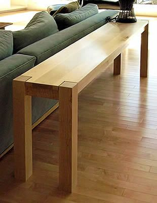 Andrew Smith Woodworking ~ Quality Custom Desks  Furniture