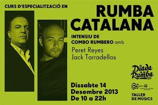Curs d'Especialització en Rumba Catalana