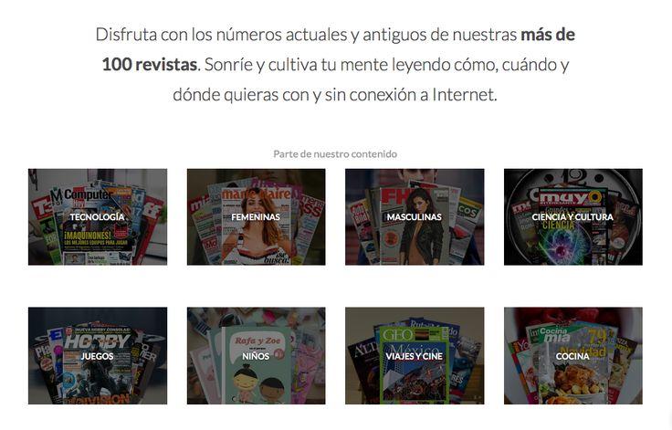 ¡Suscríbete a Ztory y podrás leer más de 150 revistas sin límites en todos tus dispositivos por sólo 7,99€ al mes!
