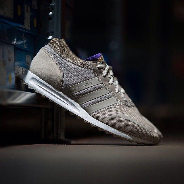 adidas Los Angeles (beige) - 43einhalb Sneaker Store Fulda