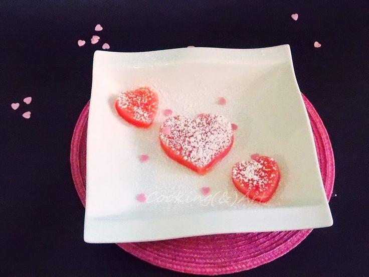 Γλυκές μπουκιές λουκούμι με ροδόνερο / Sweet lokum bites !