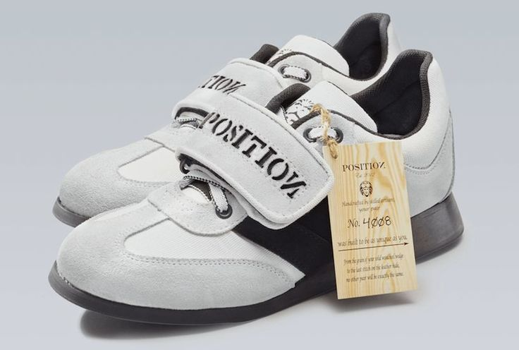 """The Position USA """"Eastwood"""" Olympic Weightlifting Shoe!"""