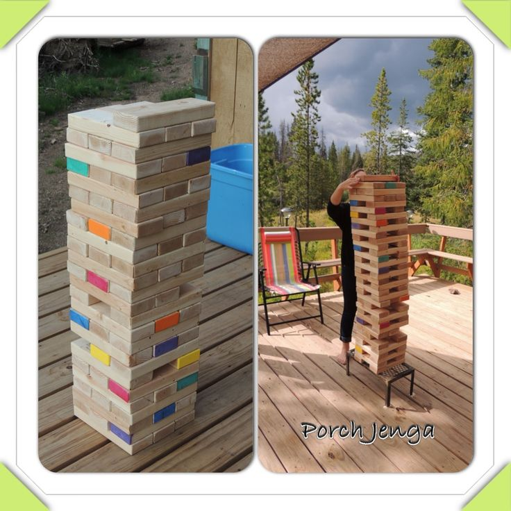 25 unique life size jenga ideas on pinterest kerplunk game diy giant yard games and life. Black Bedroom Furniture Sets. Home Design Ideas