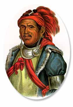 tecumseh the shawnee prophet and american Tecumseh (march 1768 – october 5, 1813), also known as tecumtha or tekamthi, was a native american leader of the shawnee and a large tribal confederacy that opposed.