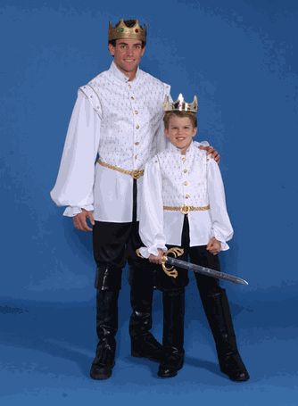adult and boy Prince costumes   ... adult prince charming costume is regal and majestic the costume