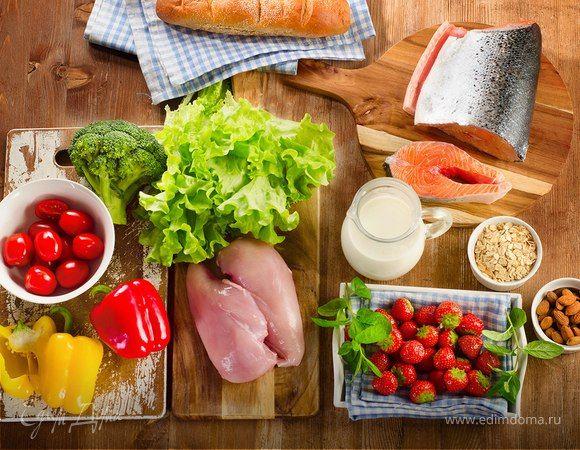 Точный расчет: как правильно составить сбалансированный рацион питания  Сбалансированное питание подобно мозаике, каждый кусочек которой дополняет друг друга, создавая единую картину. В питании эту роль выполняют белки, жиры и углеводы. #готовимдома #едимдома #кулинария #домашняяеда #рацион #диета #баланс #питание #здоровье #продукты #правильноподобрать #советы
