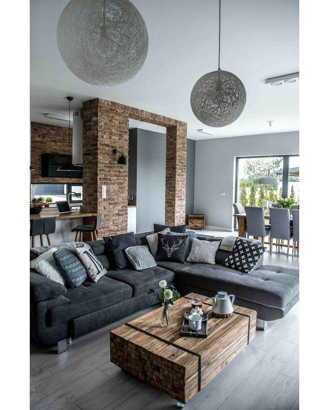 Contemporary Living Room Ideas Apartment