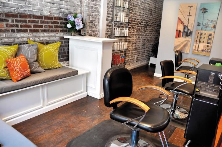 Fox & Jane Salon and Finishing Bar, new York City