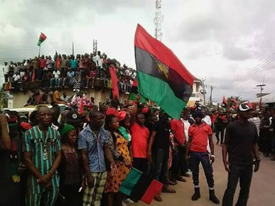 BIAFRA REFERENDUM: TAKING THE CAMPAIGN TO GRASSROOTS IN BIAFRALAND http://ift.tt/2veY8eH