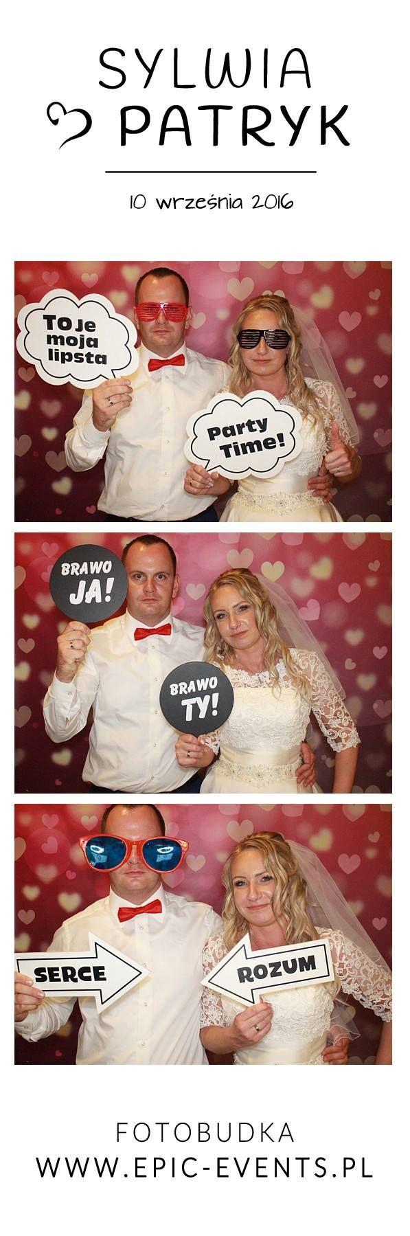 Wrześniowa zabawa na weselu Sylwii i Patryka <3 Wszystkiego najlepszego dla nowożeńców   #fotobudka #photobooth #smile #fun #zdjęcie #wesele #uostrowskich #atrakcjanawesele  www.epic-events.pl