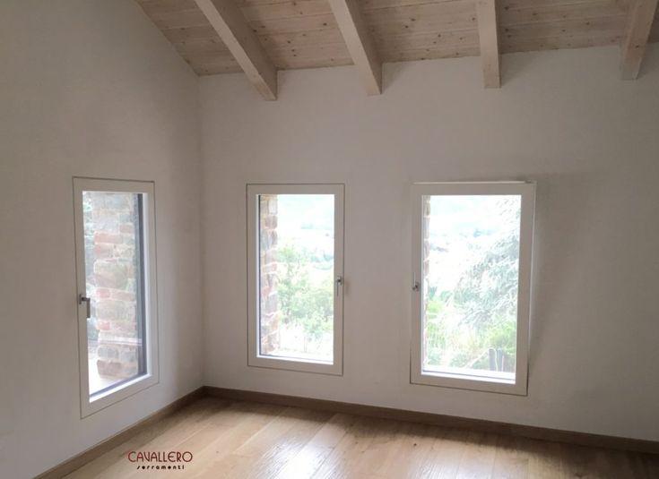 10 migliori immagini finestre in legno il nostro catalogo - Finestre triplo vetro ...