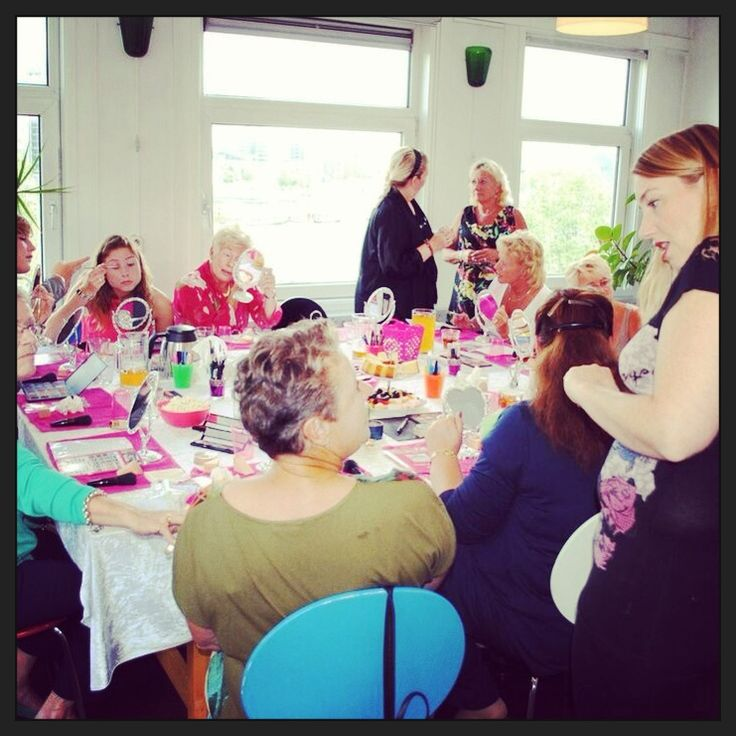 Workshop Visagie Beauty Team MAKEUPBOOST.NL