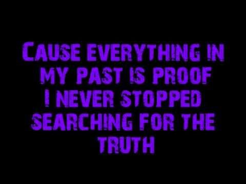 The Past is Proof - Senses Fail (Lyrics)
