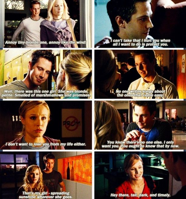 Logan and Veronica // Veronica Mars