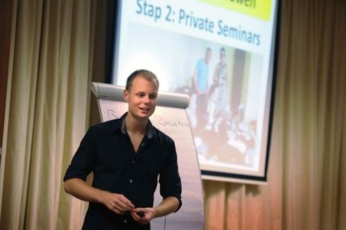 """Save the date – """"Achieve success in the Netherlands"""" 