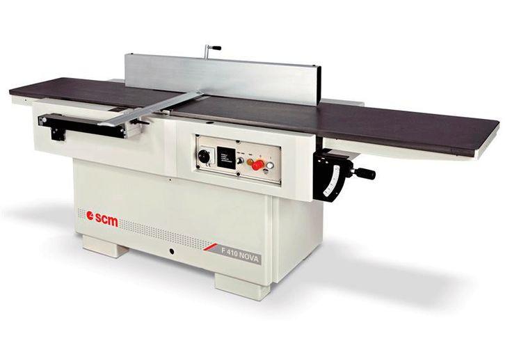 F410 16″ Jointer – SCM F410 Nova: 2014 Year-End Sale. Reg. Price $ ...