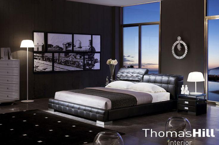 Eksklusiv seng fra Thomas Hill AS