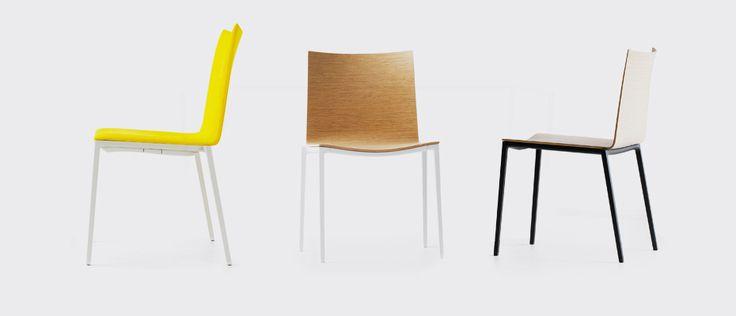 Archal Chair, designer Johannes Foersom & Peter Hiort-Lorenzen | Lammhults