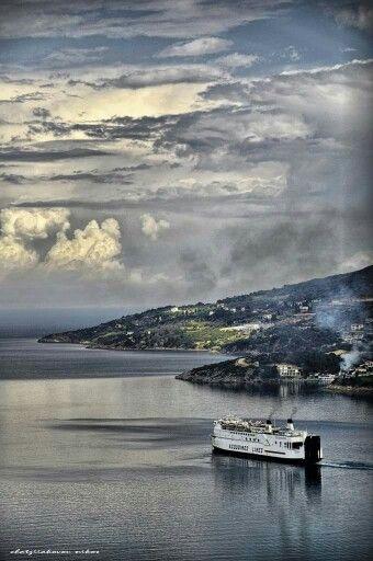 Vathy Samos Greece