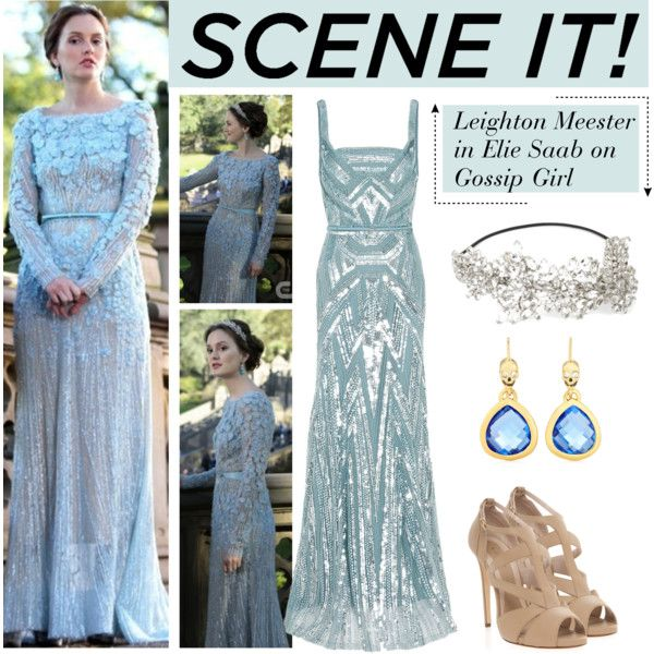 Pretty Blair Waldorf Wedding Dress Elie Saab Ideas - Wedding Dress ...