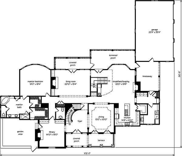 164 best house floor plans images on Pinterest | House template ...