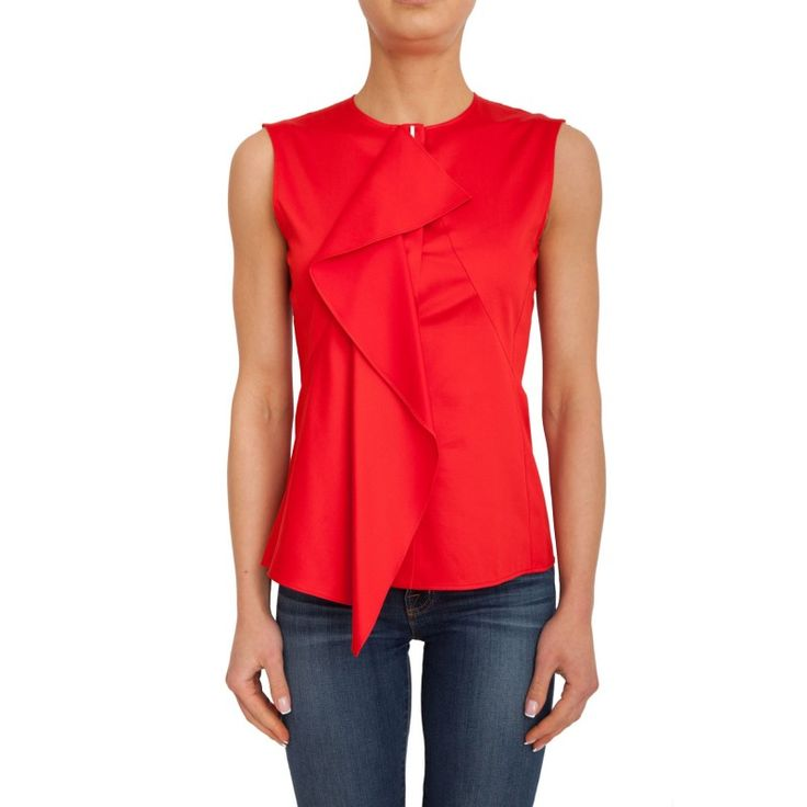 HUGO BOSS €158.00 Cotton + Elastane Basenia-50330248HB623 #ootd #outfit #outfitoftheday #lookoftheday #fashion #style #love #beautiful #currentlywearing #lookbook #whatiwore #whatiworetoday #clothes #mylook #todayimwearning #fw16 #shopping #boutique #onlinestore #fashionblog #fashiondiaries #hugoboss #top #бесплатная_доставка #топ