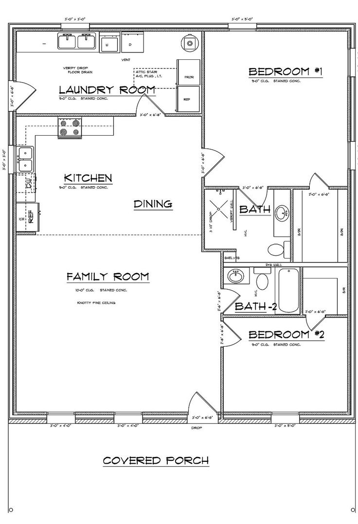 196 best little houses images on pinterest small homes for Steel building floor plans