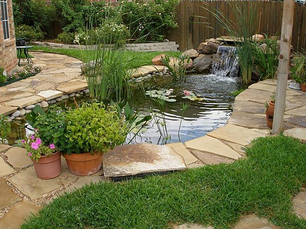 Koi Pond Design] Koi Fish Pond Design Landscaping Network, Best 25 ...