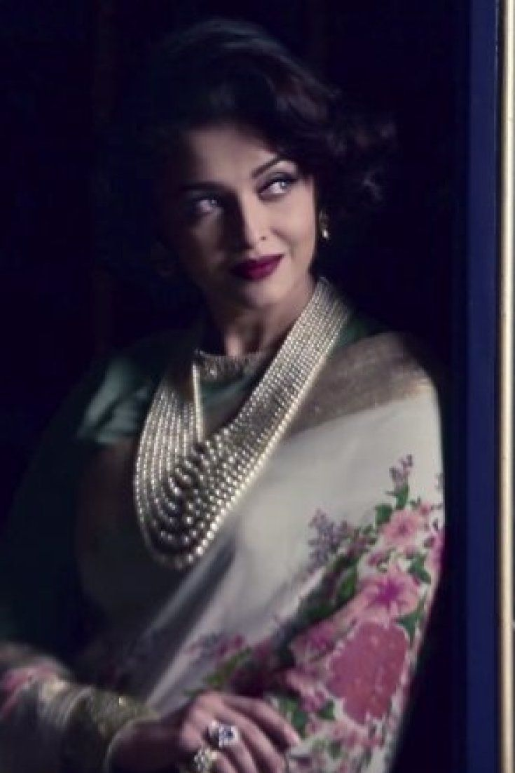 Aishwarya Rai Slays On The Cover Of Conde Nast Traveller India