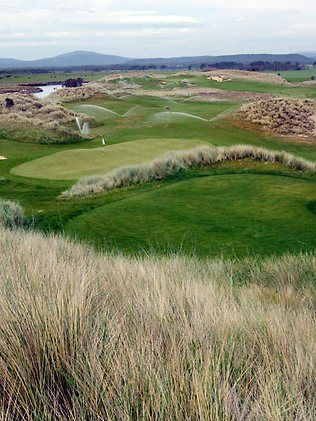Tasmania's Barnbougle Dunes has gained another accolade, being named by Golf Digest as the world's 11th-best course. #golf #tasmania #discovertasmania