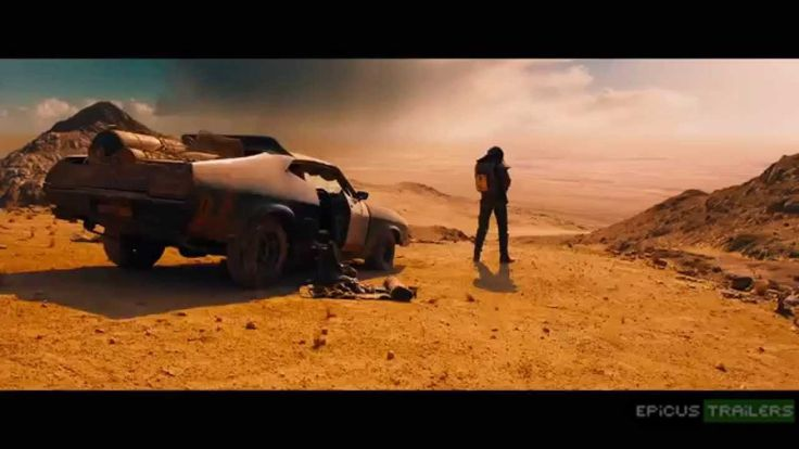 Mad Max: Fury Road Theatrical Trailer Must go to see this !