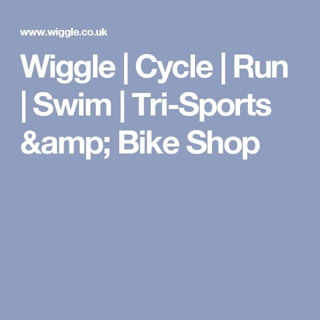 Wiggle   Cycle   Run   Swim   Tri-Sports & Bike Shop