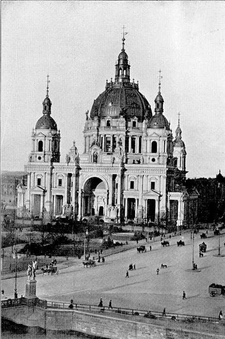 1906 Berliner Dom