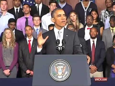 Obama's UCT Speech | Part One
