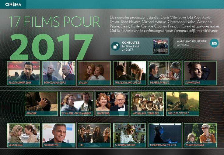 17 films pour 2017 - La Presse+