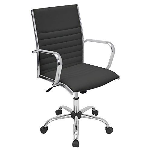 ofc office furniture. WOYBR OFC-AC-MSTR BK Pu Leather Chrome Master Office Chair Review Https: Ofc Furniture