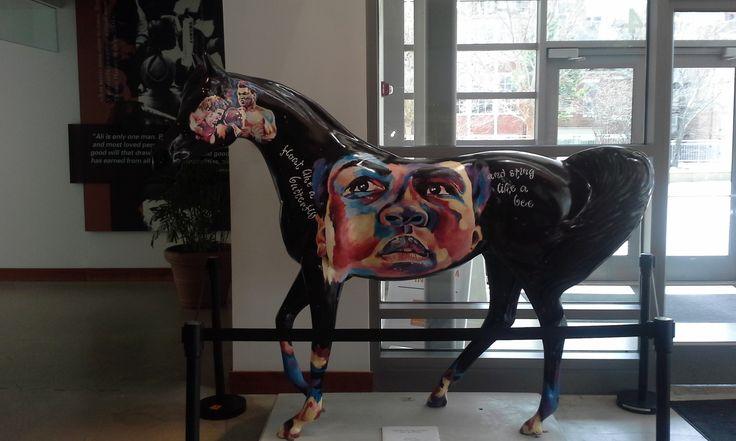 Gallopalooza Horse - Muhammad Ali Museum - Louisville, KY