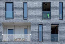 L'ardoise naturelle CUPACLAD s'invite en façades - Batidoc.com