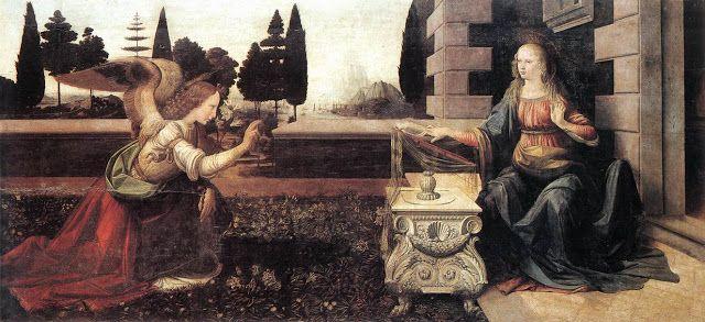 Ευαγγελισμός (1472-75)
