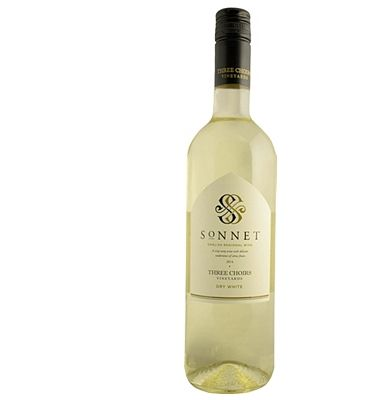 Three Choirs Sonnet Dry White Three Choirs™ winemaker, Martin Fowke, is a leading light in the English wine industry. This tongue-tingling white has plenty of lemon curd and gooseberry flavour and a long, zesty finish. Pair with s http://www.MightGet.com/january-2017-13/three-choirs-sonnet-dry-white.asp