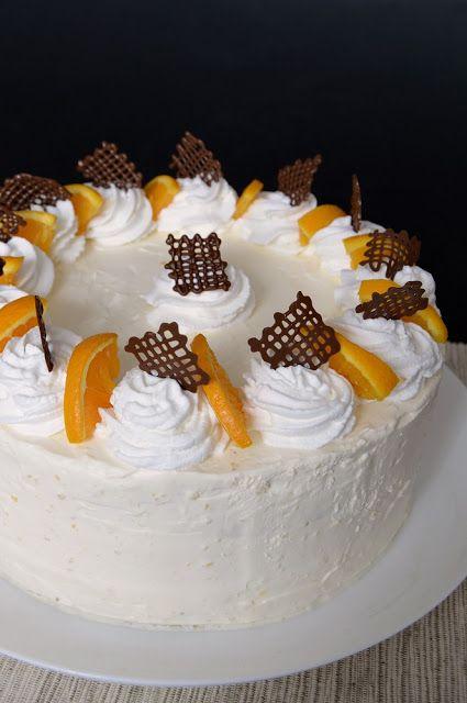 oroszkrém torta #raisins