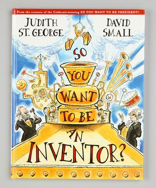 Young Inventors: Inspiring Books