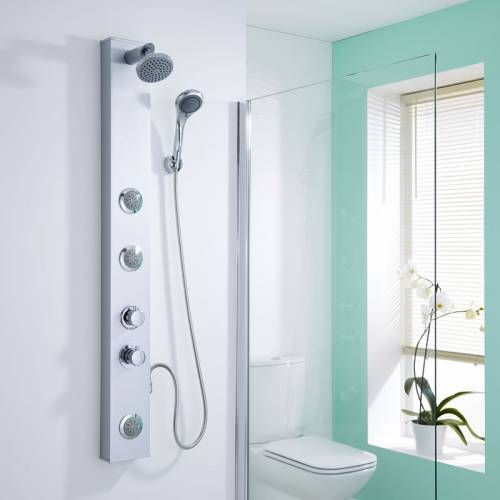 8 best badkamer images on Pinterest | Showers, Bathroom and Shower ...