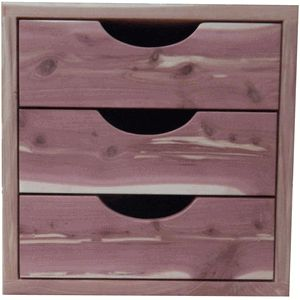 3 Cedar Drawers: Stackable Closet Organizer Unit   14 Wide   Not Currently  Available Aromatic Cedar Closet Storage Cedar Drawer Closet Organizer Box